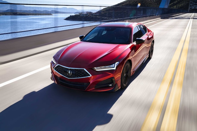 2021-Acura-TLX-Front-View