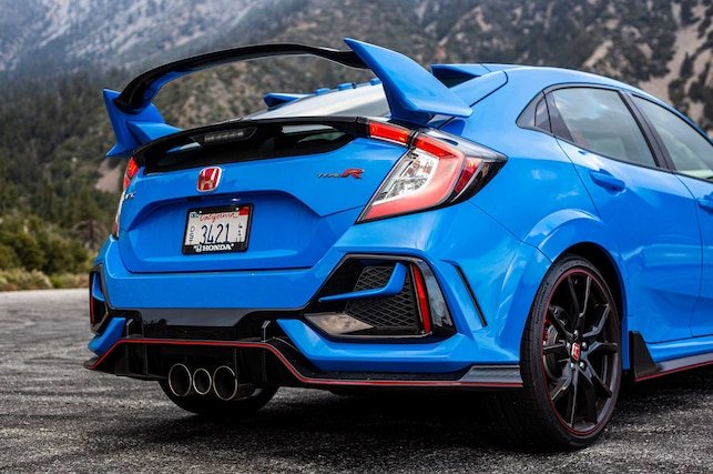 2020 honda civic type r fk8 review super street