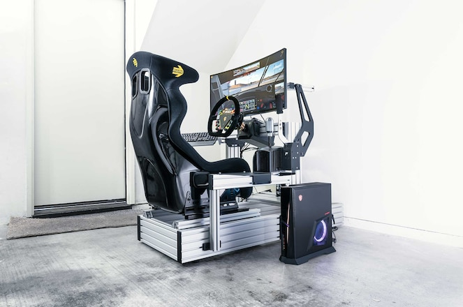 Building-A-Race-Simulator-Sim-Lab-P1-Simulator