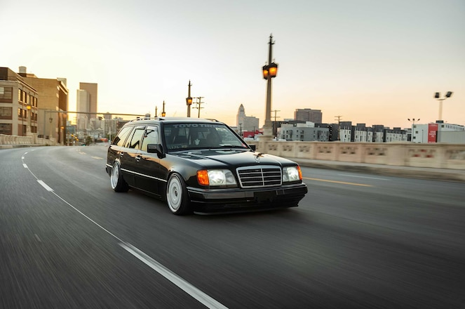 '90s Mercedes E-Class Is Proof That Wagons Still Rule