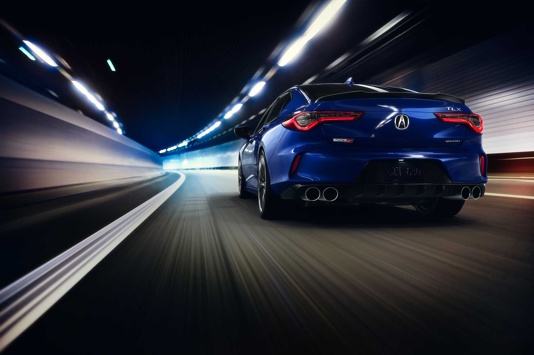 2021 Acura TLX Type S Power Numbers Are Official