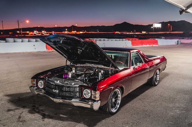 2JZ El Camino Is The Coolest Build From Supra-Only Car Show