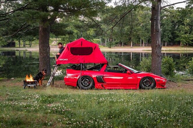 1996-Acura-NSX-T-Custom-Roof-Rack-Tent-01