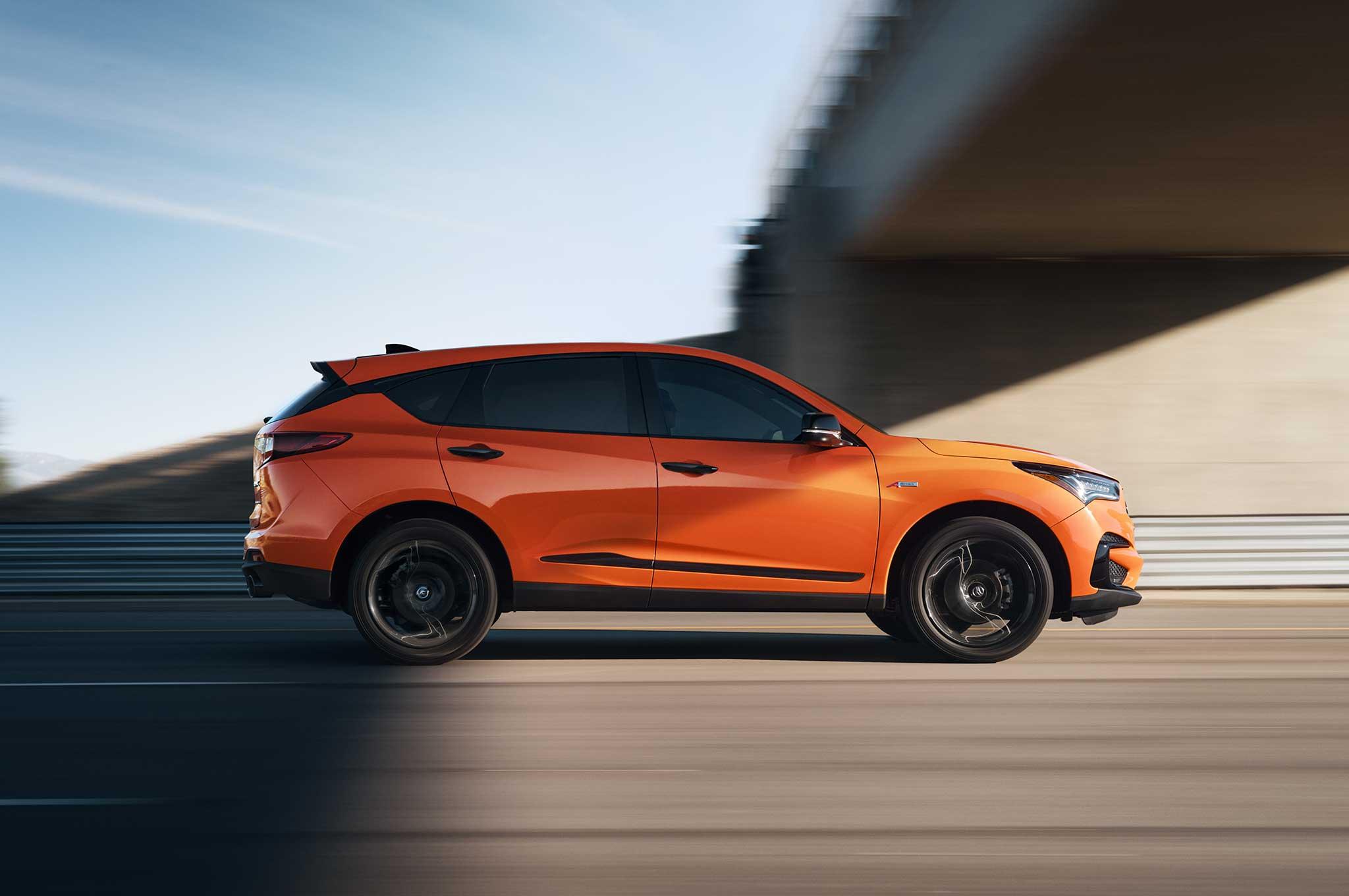 Pmc Edition 2021 Acura Rdx