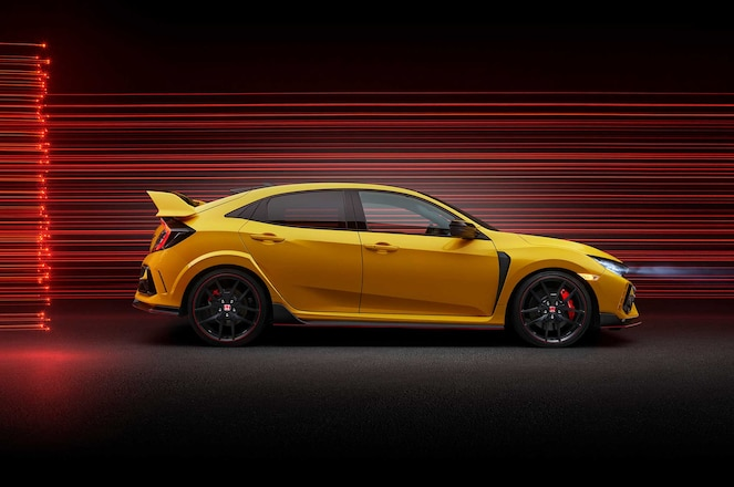 2021-Limited-Edition-Civic-Type-R-Driver-Side-Profile