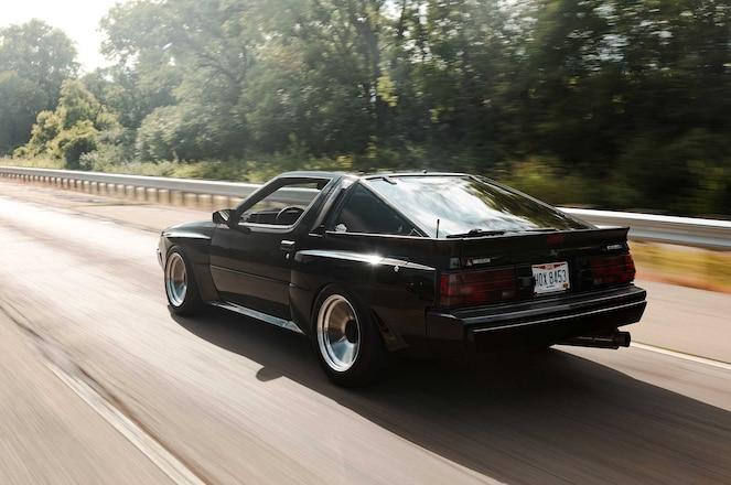 1988-Mitsubishi-Starion-Driver-Side-Rear-View-01