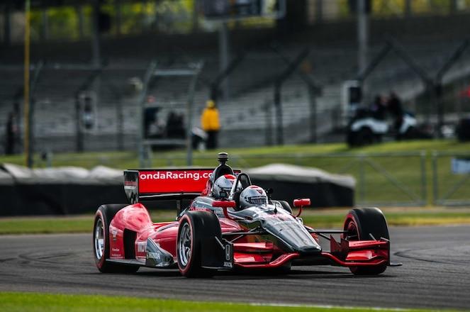 Beyond the Bucket List: Riding Shotgun w/ Mario Andretti In A Turbocharged IndyCar Powered By Honda