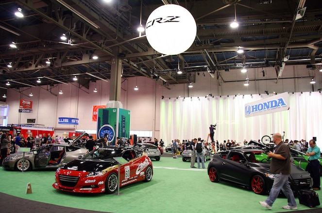 How Far We've Come - Remembering the 2010 SEMA Show