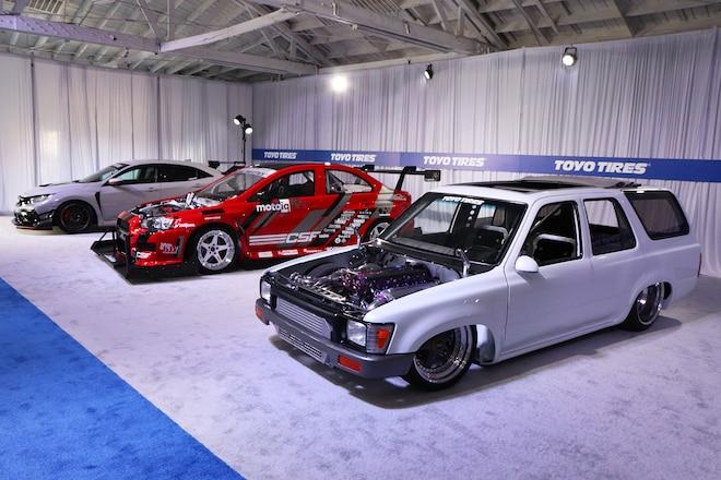 Toyo Tires Treadpass 3D Debuts