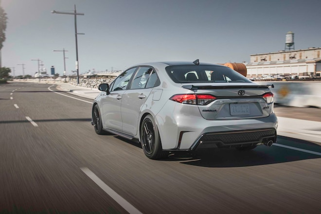 Toyota Corolla: Weighing in on a Modified Hatchback by Auto Tuned vs. Toyota's 2021 Apex Edition
