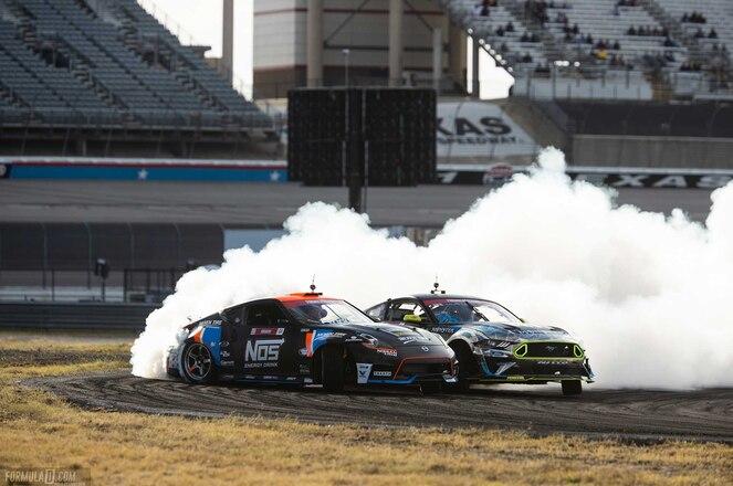 Formula-D-Texas-2020-Z-vs-Mustang