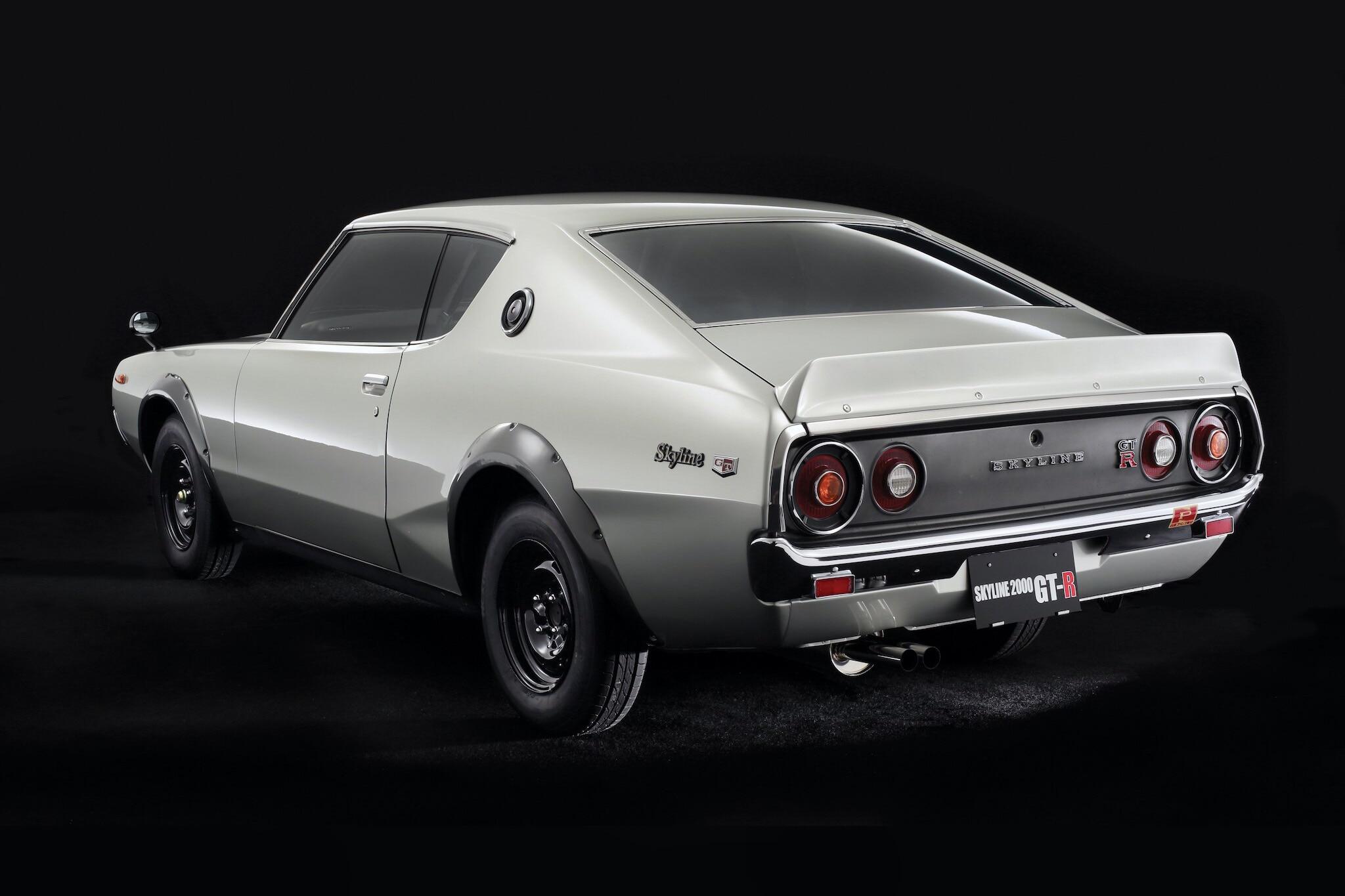 Rare Kenmeri 1973 Skyline Gt R At Auction