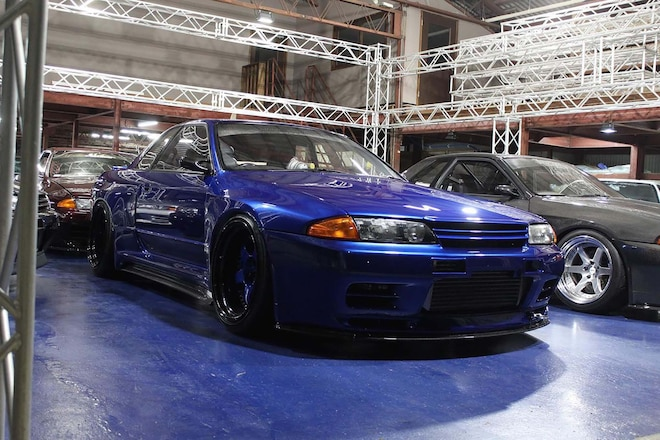 TAS 2021 What Would Have Been: Garage Active Dry Carbon R32 GT-R, Overlanding Honda Fit e:HEV Crosstar