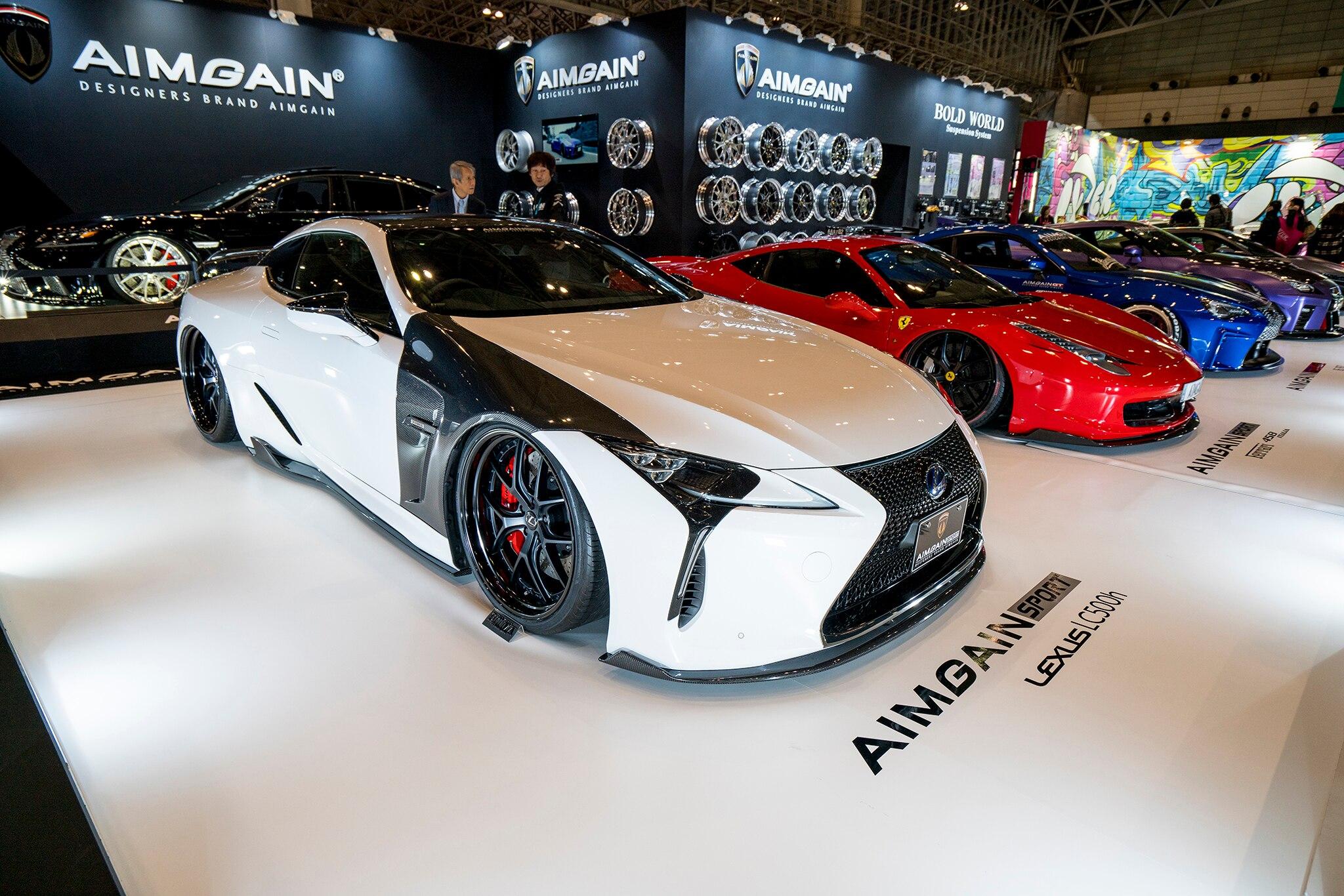 2018 Tokyo Auto Salon Part 2