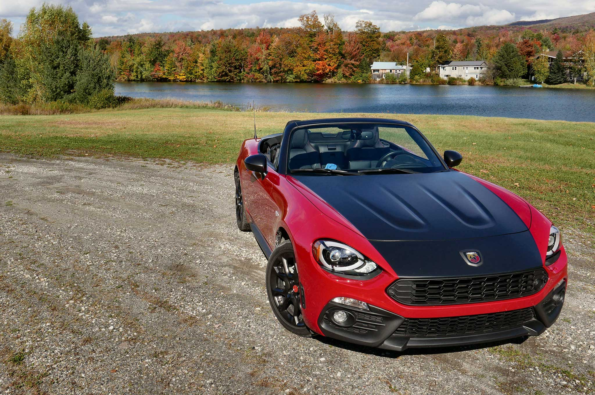On the Road: 2017 Fiat 124 Spider Abarth