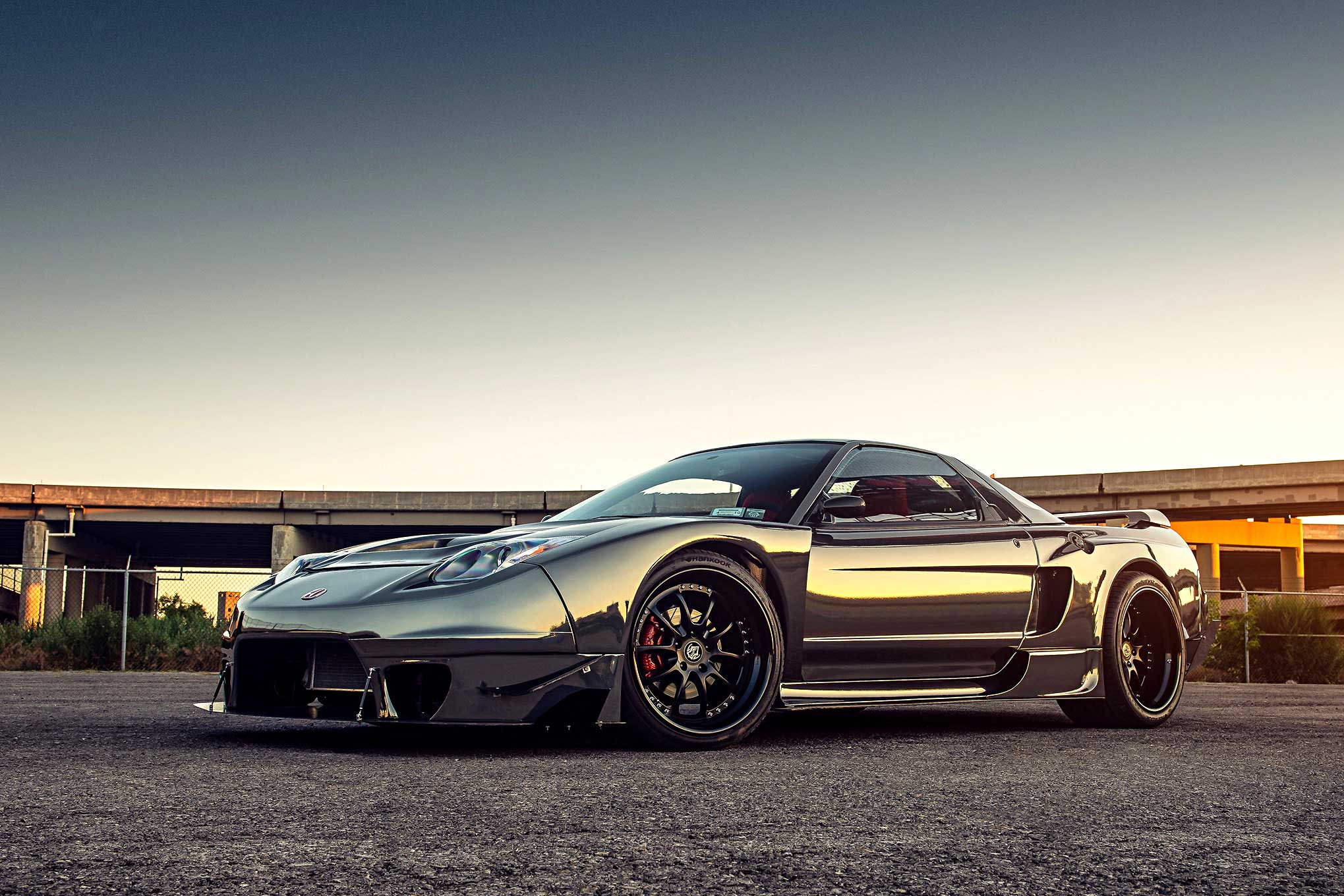 20 Acura NSX   Weapon X