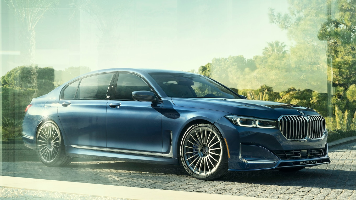2020 Alpina B7 Gives The Bmw 7 Series 600 Hp