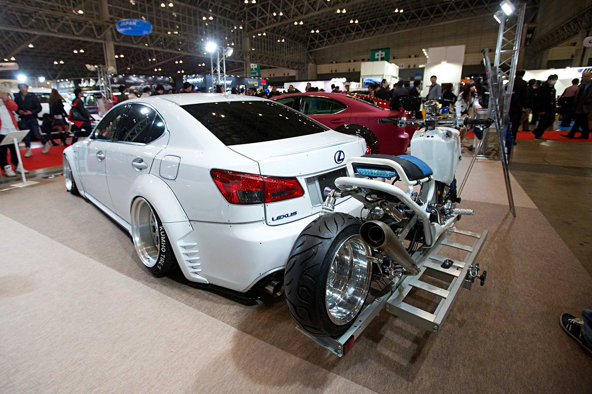 Tokyo Auto Salon 2017 - Only in Japan Part 2