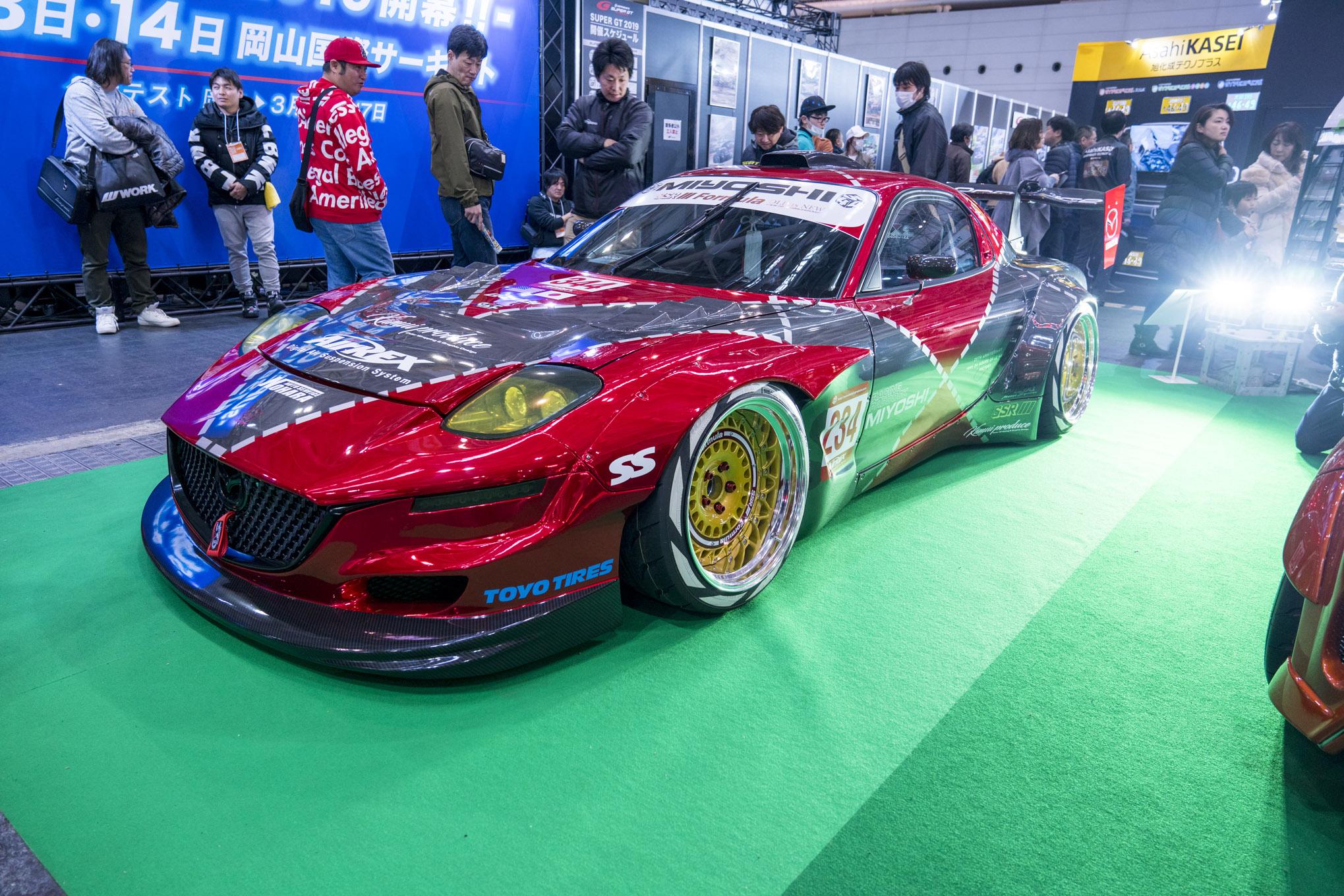 Osaka Auto Messe 2019 Pt. II