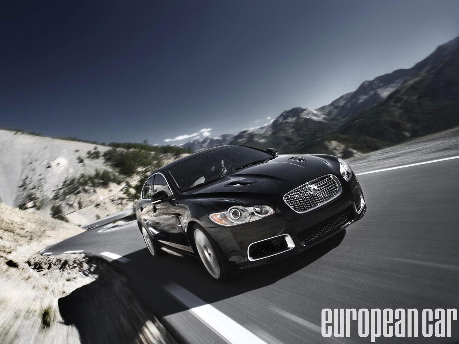 2013 Jaguar XF Powertrain Updates - Web Exclusive ...