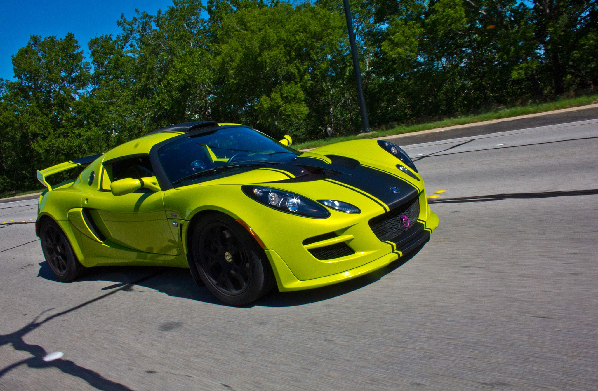2ZZ Lotus Exige S 260 - Ryan Li