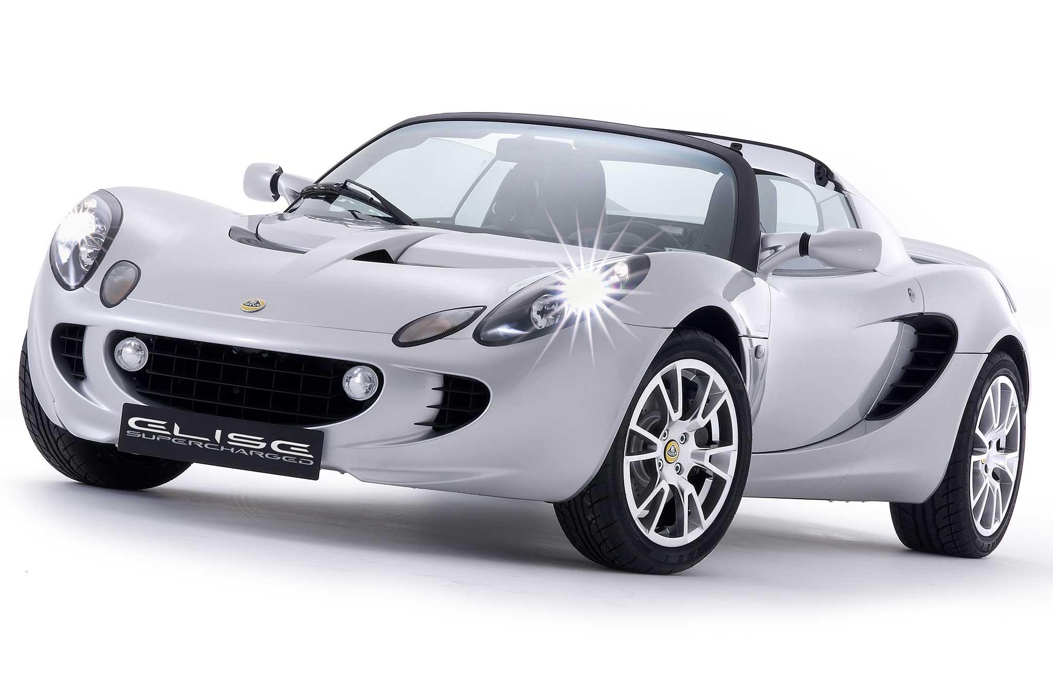 Buying a Used Lotus Elise - Throwback