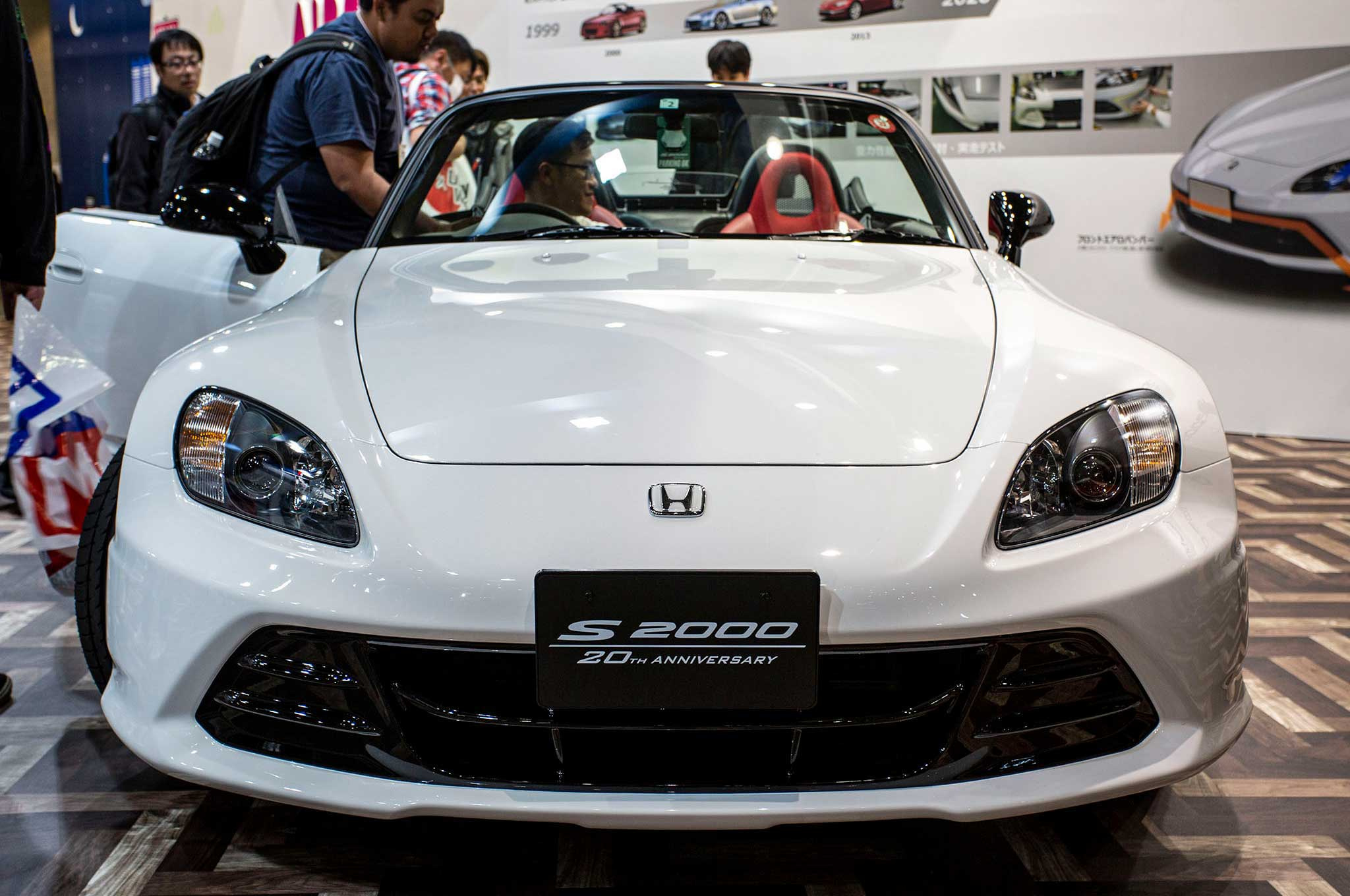 2020 Honda S2000 Redesign and Concept
