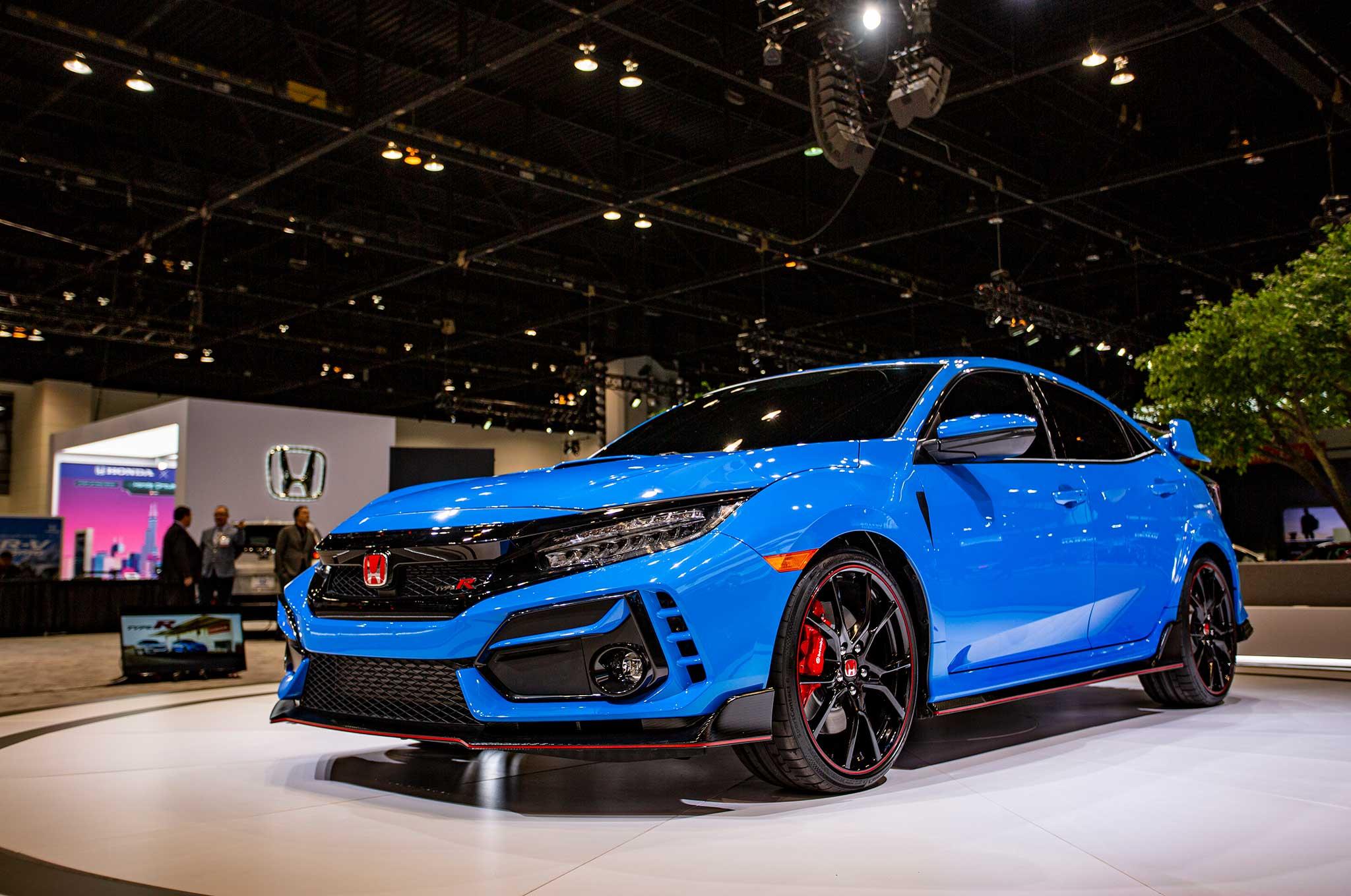 2020 Honda Civic Type R FK8 Refresh